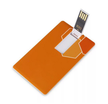 OEM Credit Card USB Flash Memory Business thumb drive with Customized Logo