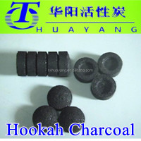 Natural Round Hookah Charcoal/natural wood hookah shisha charcoal