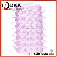 XF003 Brand New Love Need Sex product penis sleeve reusable silicone condom