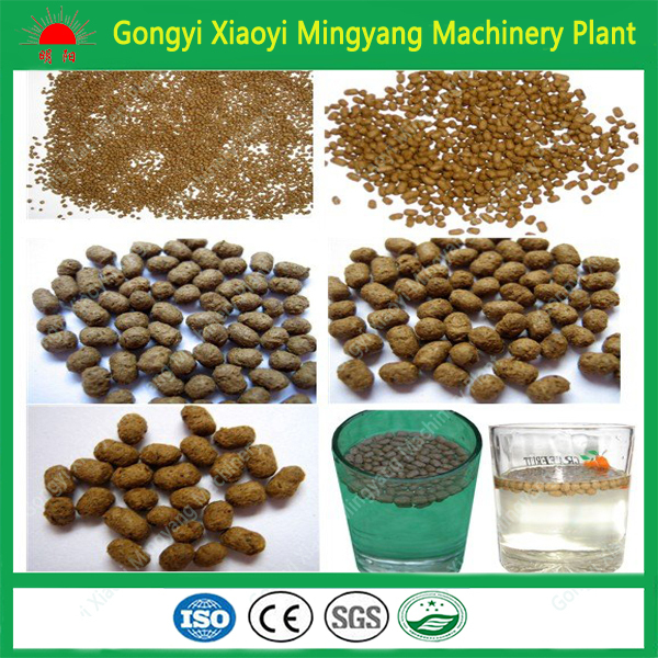 ISO Approved floating fish feed expander machine/fish feed etruder machine/animal feed pellet machine