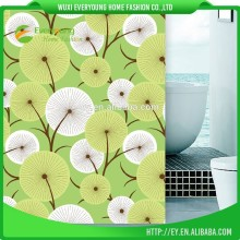 Good Sale Dandelion Design 2011 Polyester Curtain Design