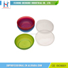 Reusable Round Cheap Disposable Plastic Salad Bowl With Lid