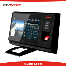RFID Biometric Fingerprint EM-ID Access Control System TCP/IP Time Attandance Kit include Magnetic Lock