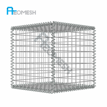 Effective Protection Of Dam woven wire mesh/wire mesh fence for boundary wall/wire mesh boxes