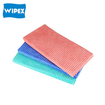 Most popular Nonwoven household reusable floor cleaning wipers