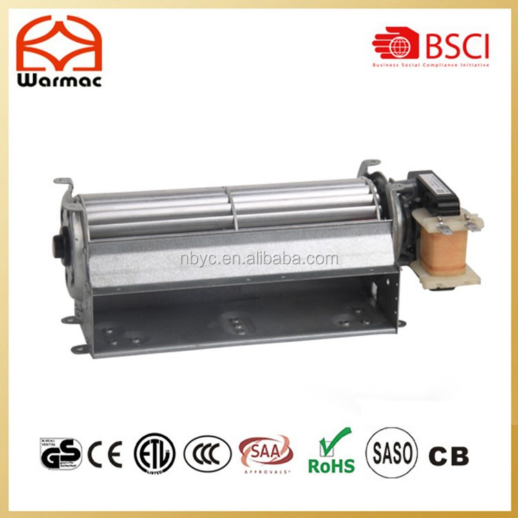 cross flow fan motor 48180/60180/60240/cooling fan motor
