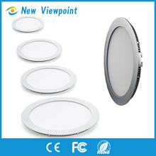 2017 new CE RoHS round series home lighting made in China round led panel light