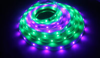 Digital led strip rgb ws2812b DC 5V 12V SMD 5050 led pixel strip
