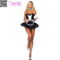 Wholesale-New Arrival Cosplay women French Maid Costume L15510