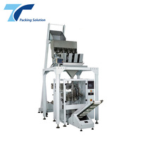 Foshan Automatic Chocolate Medicine Pill Tablet Packing Machine with Multihead Weigher