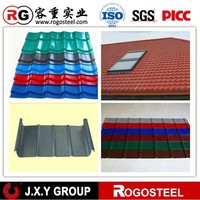 shandong JXY PPGI dx51d z140 hot dipped galvanized steel strips galvanized steel metal iron plate steel sheet hs code