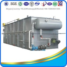 High Efficiency Dissolved Air Flotation for Leather/Slaughter Industry, Oily Water Separator