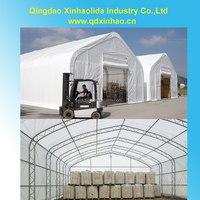 XH4070 China wholesale warehouse storage tent/industrial tent price