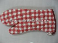Kitchen Gloves Tea Pot Holder Quilted
