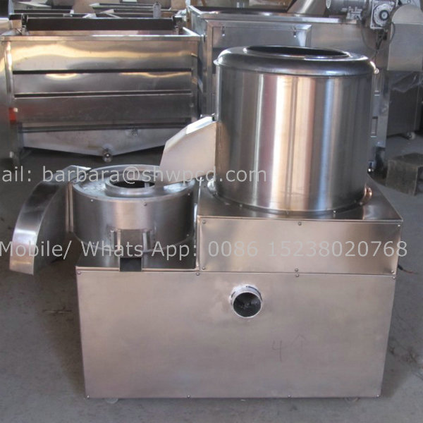 Sell automatic potato chips slicing machine / potato chips making machine price
