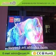 Ali express wholesale price smd outdoor rgb P8 fixed installation led screen panel