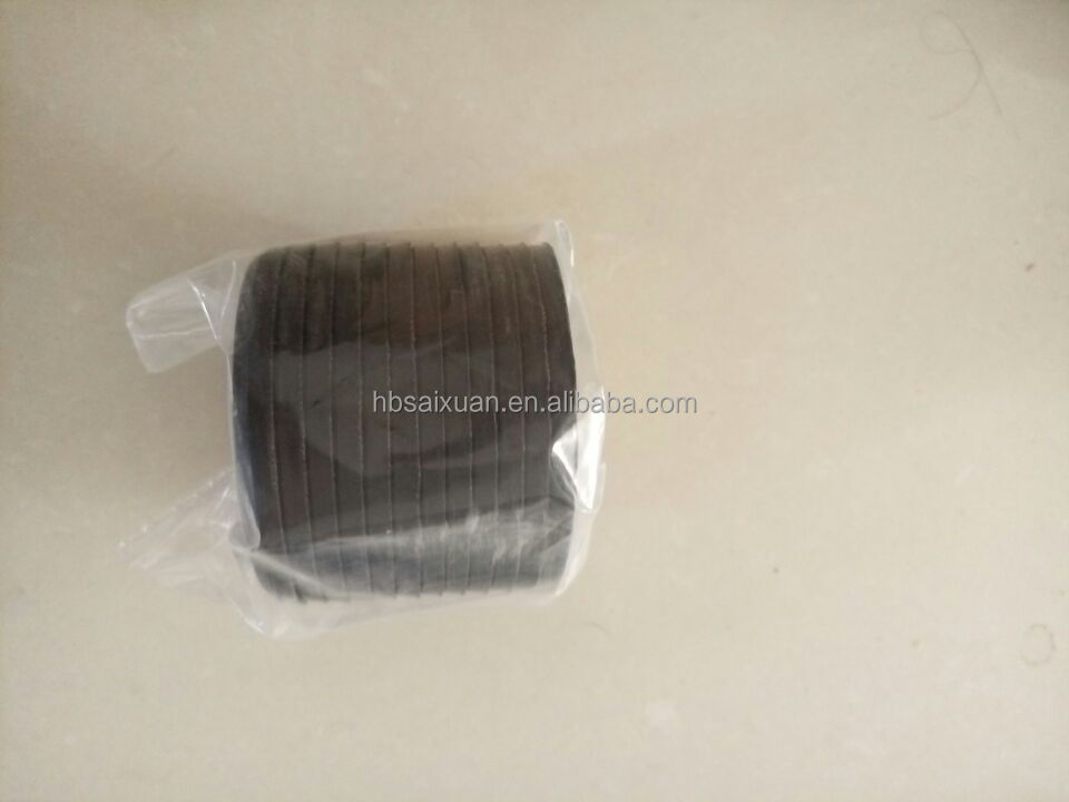 APV GAULIN BUNA-<strong>N</strong> PLUNGER PACKING 050211 LOT OF <strong>12</strong>