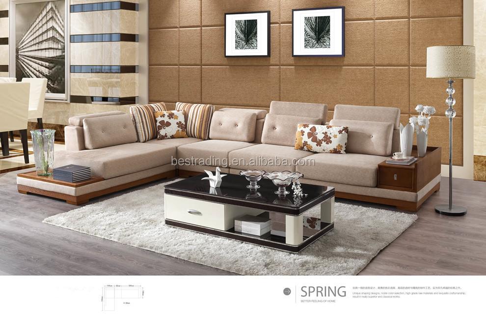 New model wooden sofa sets wooden furniture model sofa set for New model chair design