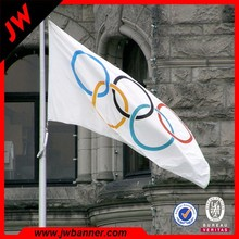 Durable quality orienteering flag
