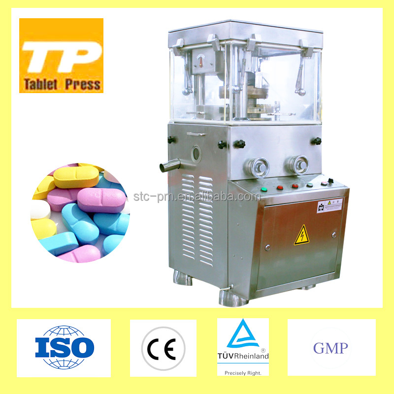 Good Quality Different Shapes ZP198-8/10/16 Rotary Tablet Press