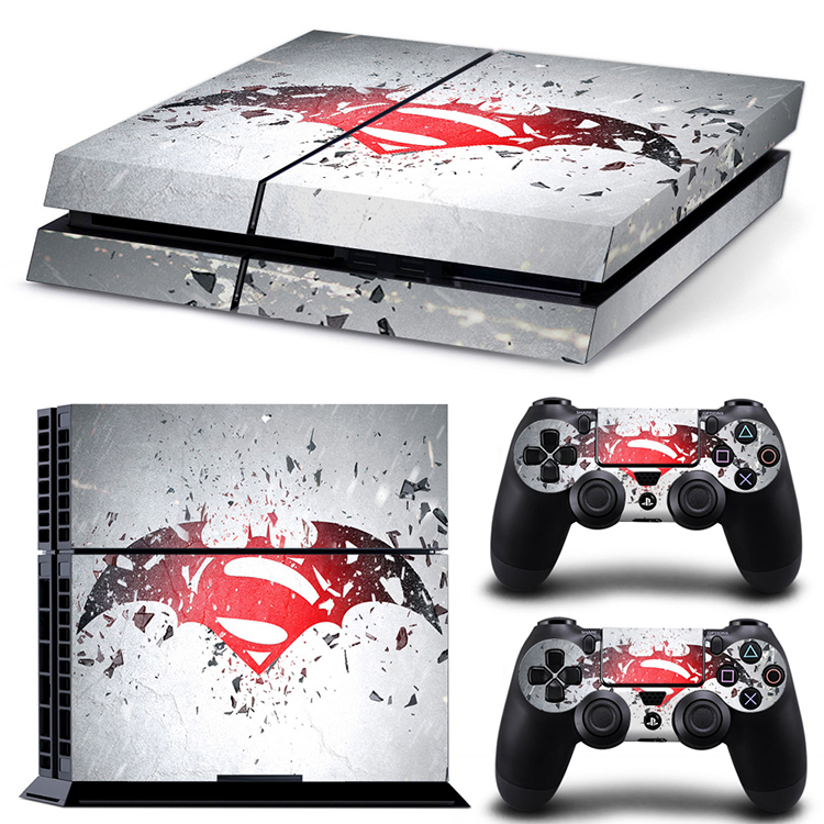 New Products For PS4 Console Vinyl Skin Sticker