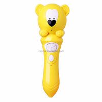 Educational Toys Read Pen Cartoon Language Learning Machine For Kid English Pens For Children