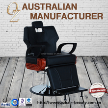 Comfortable Hair Salon Barber Chair Reclining Hairdressing Technician Stool Chair