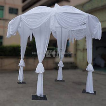 Fancy draping on stand/mandap sale India/wedding backdrop chuppah for sale