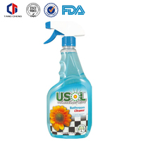 High Quality 750ml chemical formulas for toilet cleaner