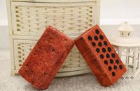 2016 New Cotton Core Brick Pillow Log Pillow Batten Creative Plush Toys Children's Game High-elastic
