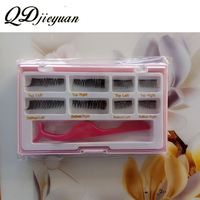 New Style Silk Magnetic Eyelashes with Cases