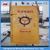 Reliable performance mine explosion-proof air-tight door/Fire Rated door