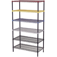 Hot Sale Stainless Steel Wire Rack/Kitchen Tier Shelf/Home used shelf