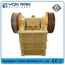 Jaw crusher with stable performance for gravel rock crushing machine