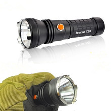 Bronte X26 Hunting Flashlight with High Brightness Super Long Shot and Extremely Long Runtime
