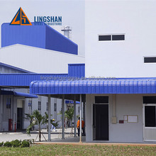high quality and low cost steel building structure/steel warehouse building