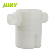Brass float type ball valve with lock water meter water float fill valve