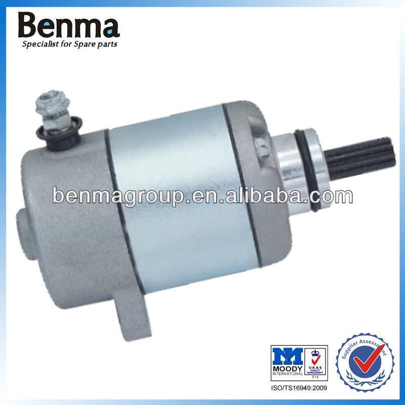 Electric Starter motor for Motorcycle WAVE125