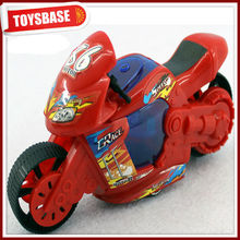 Hot seller pull line motorcycle toy plastic toy motorcycle funny small toy motorcycles