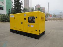Chinese engine diesel generator set 40kw/50kva prime power