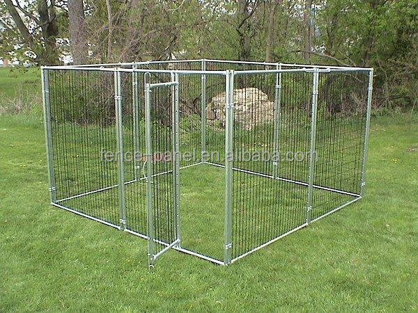 portable large outdoor temporary dog fence