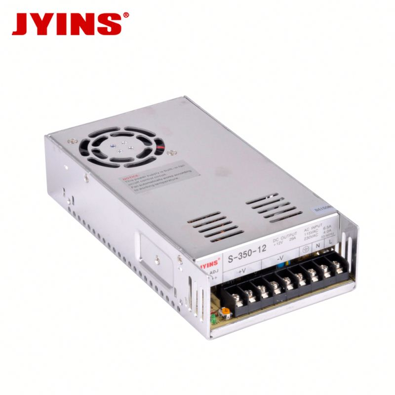 (S-350-24) CE approved 350W 24V switch mode power supply
