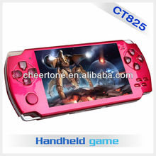 4.3''downloadable games for mp5 player with multimdeia