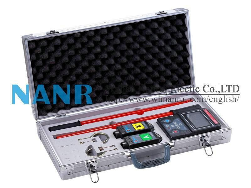TAG-9000 High voltage digital display voice phasing device
