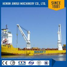 Marine Folding Deck Ship Crane/Boat Folding Jib Deck Crane