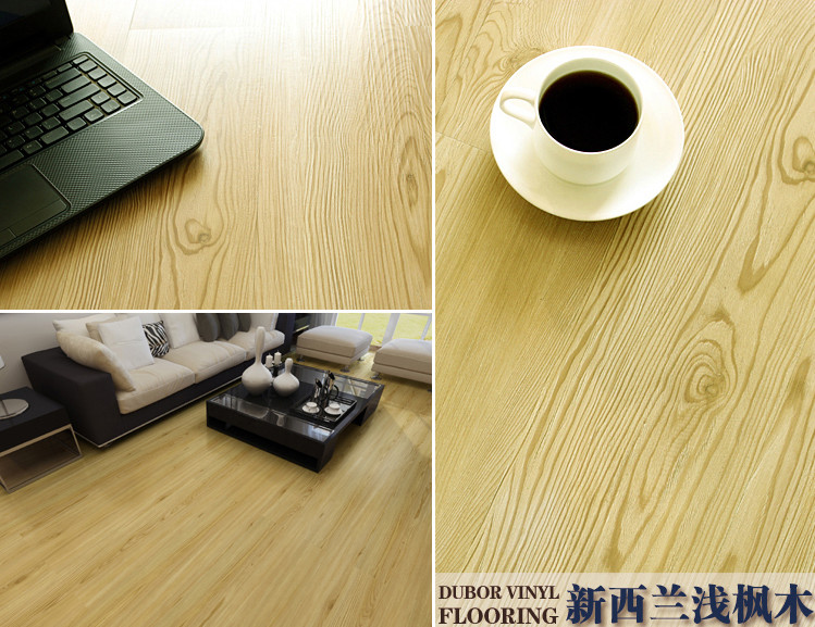 2016 fashion design vinyl tile/pvc plank/plastic flooring basketball court pvc laminate flooring