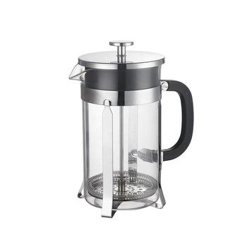 High Quality Borosilicate Glass French Press ,  Coffee Maker