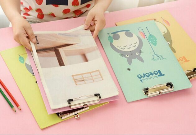 stationery products a3 folding clipboard