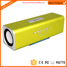 Music Angel micro U-disk SD/TF FM usb stick mini speaker