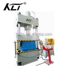 Y32 series 500 ton stainless steel utensil trimming hydraulic press machine and flanging hydraulic press machine